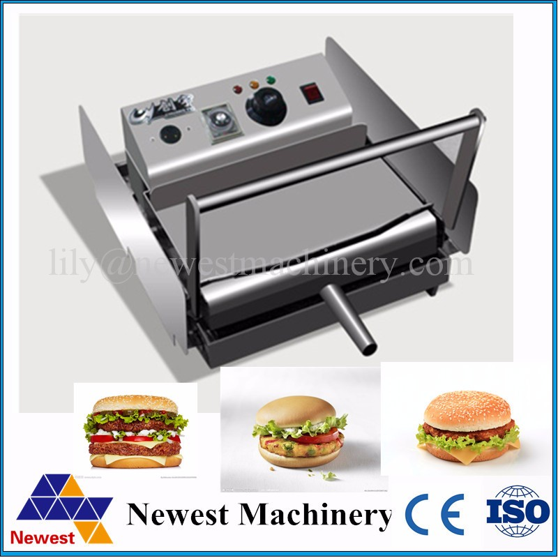 hamburger patty machine