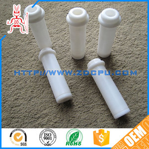 Plastic nylon sleeve for sealing metal pipe