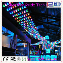 Outdoor led pixel light Led Dot Light Source Xxx Photos for nightclub decor