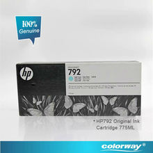 Bestseller: HP 792 775 ml <span class=keywords><strong>Cyaan</strong></span> Latex Inkt <span class=keywords><strong>Cartridge</strong></span> voor Designjet L26500