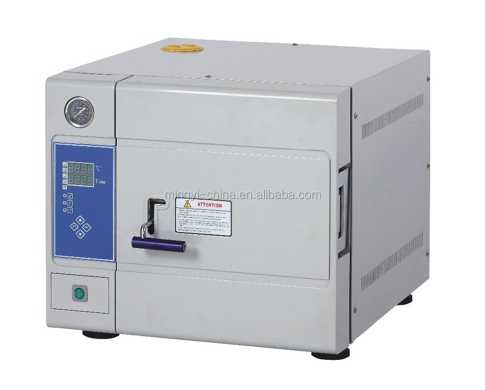 how to clean an autoclave sterilizer