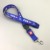 ID Card Badge Holder with Heavy Duty Lanyard for Key,