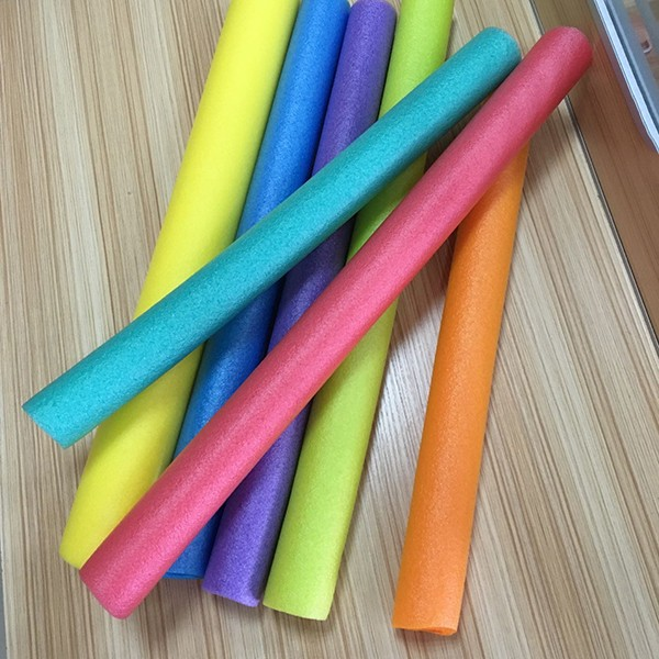 EPE material water bulk pool noodles for swimming