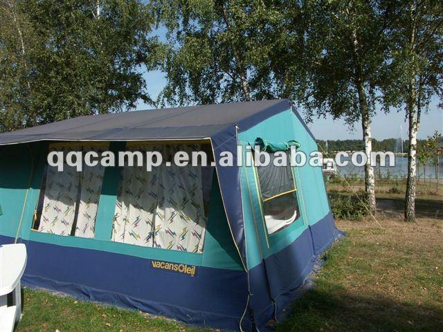luxe tente cabine tente de toile de tente en coton famille durable tente tente id de produit. Black Bedroom Furniture Sets. Home Design Ideas
