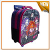 Good quality hard case wheeled school bag for girls
