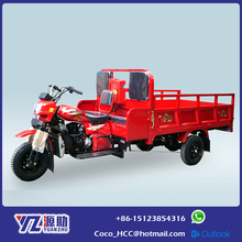 heavy loading china cargo tricycle motor truck 3 wheel tricycle