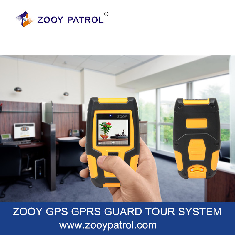 2017 3000ef-6 Hot Selling Landwell Rfid Inductive Guard Tour Patrol Reader System Smart Card System Guard Tour System