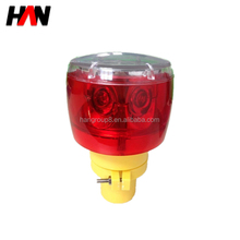 IP66 rotational red beacon light