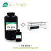 Acrylic Polymer Sealant Adhesive Transparent Liquid Glass To Metal UV Glue