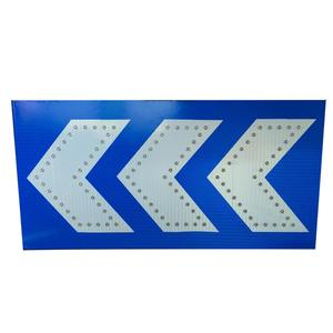 Popular road safety products aluminium solar traffic signals stop sign board