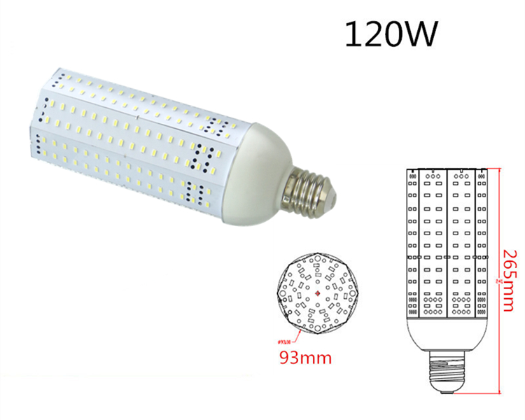 120w led corn light