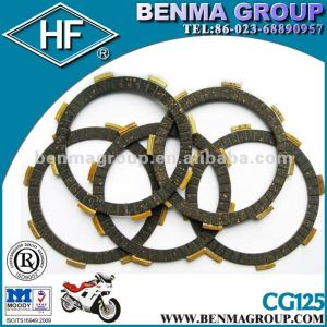 Pakistan Habib CG125 Motorcycle clutch plate -HF benma group