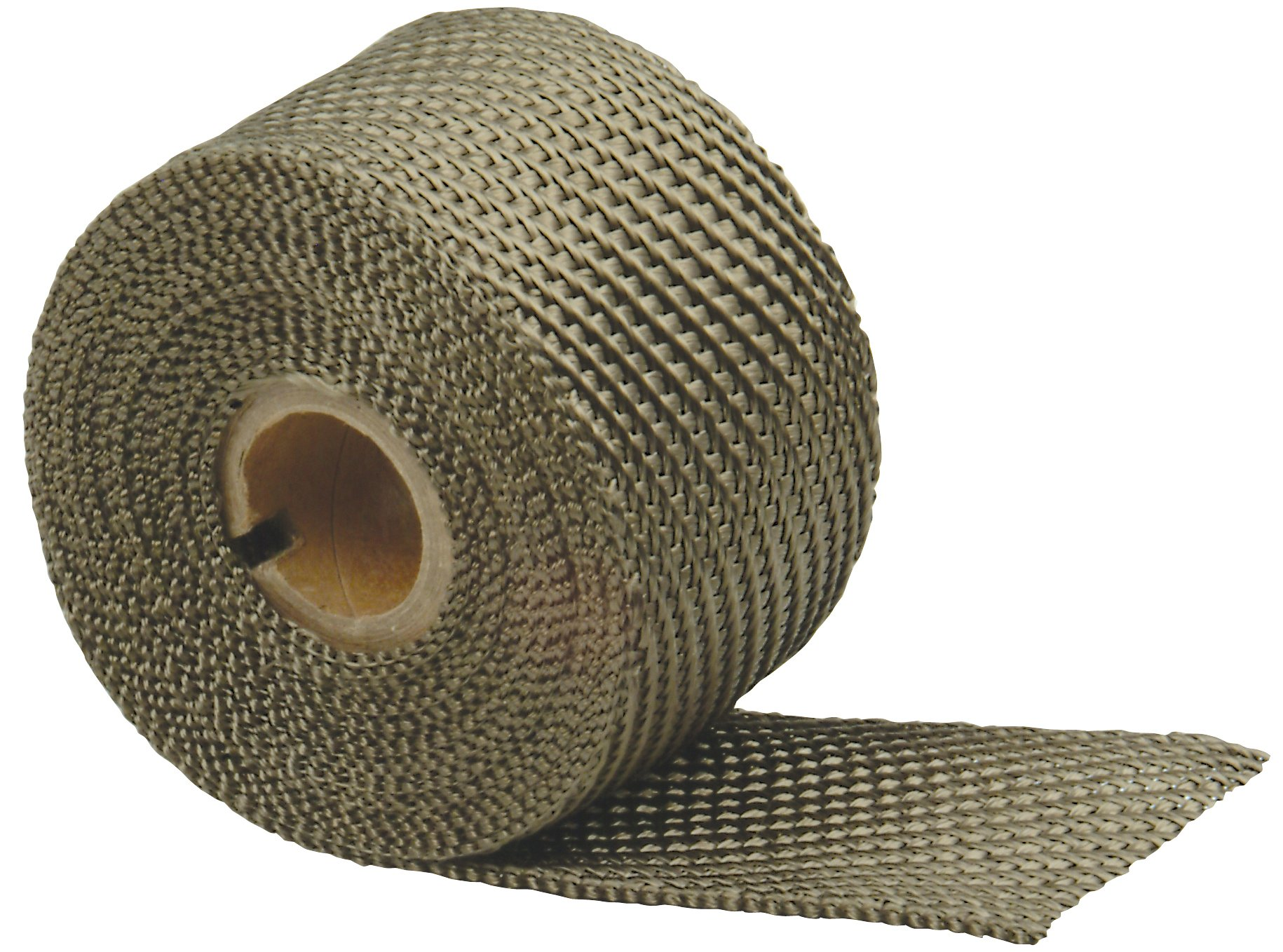 L W * 2 Inch HM/&FC Version Two Titanium Exhaust Wrap with Better Surface 50 Feet