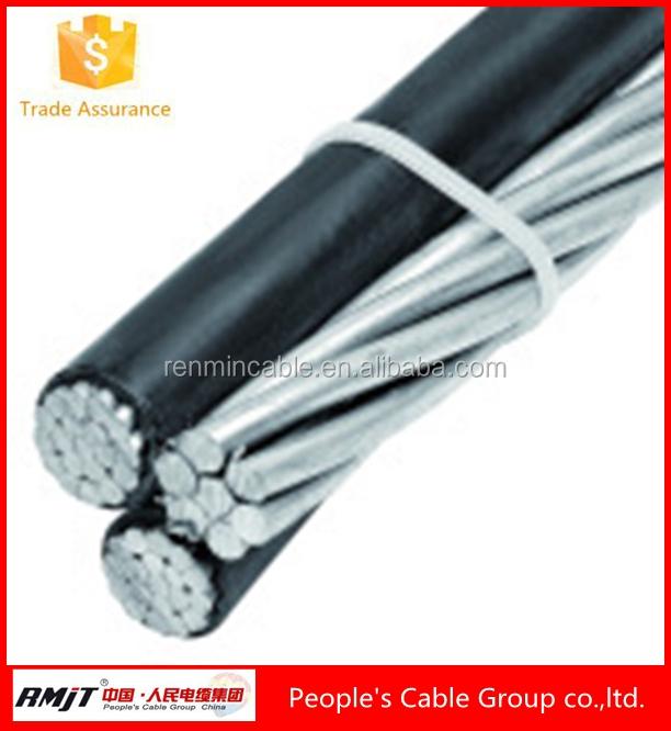 Heißer verkauf 11kV abc kabel 3 Core Typ B (gepanzerte) Stahl ...