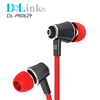 Outdoor Cheap Price Smart Phone Wired Accessories Headset Earphone With Mic