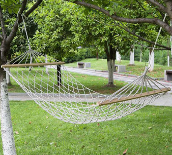 can deluxe outdoor accessories from com a rope where hammocks furniture and duracord oatmeal hammock ljoutdoors buy i