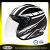Fashionable DOT approved flip up capacete motorcycle classic helmet
