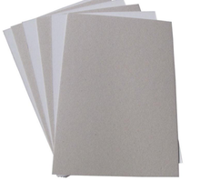 500gsm, 600gsm, 700gsm One Side White Paper Board /Coated Paper Duplex Board With Grey Back