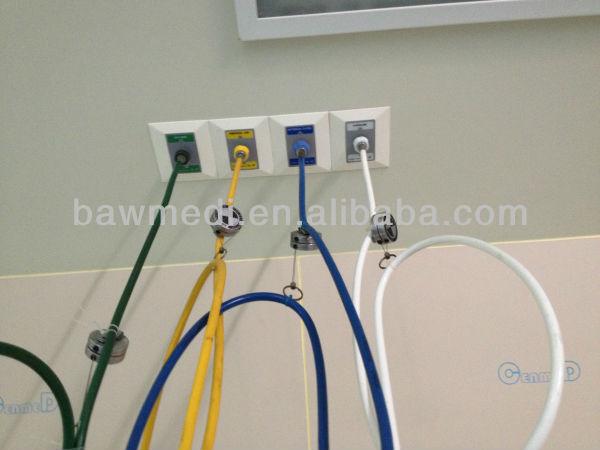 Medical Ceiling Real Hose Mounted Socket Outlet