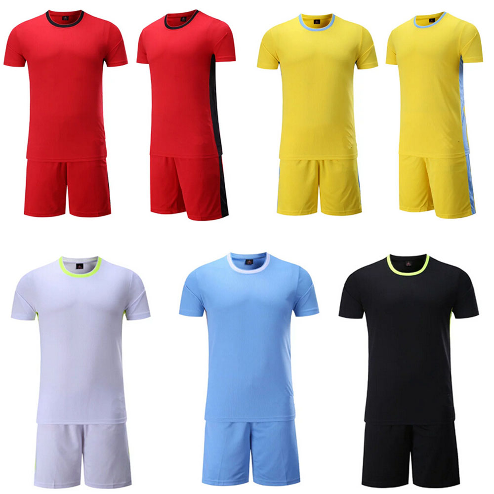 Good quality new style sports comfortable customized team jersey soccer