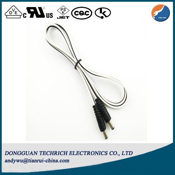 Male to Male Electrical Extension 3.5MM DC Power Cord Cable for Sale