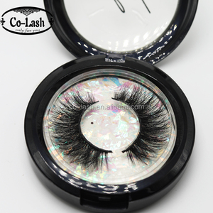 Wholesale Private Label Eye Lashes Mink 100% 3D Mink Lashes