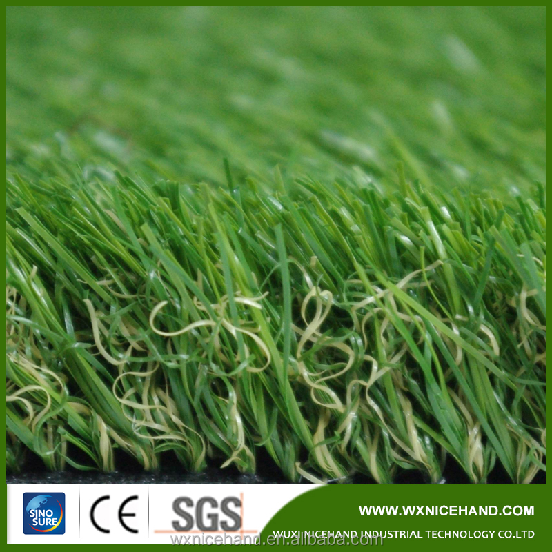 2016 Chinese Beutiful Garden Artificial Grass