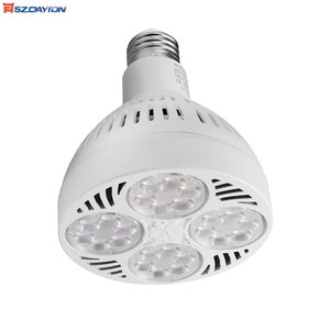E27/E26 Dimmable 25W 30W 35W 40W Dimmable LED PAR30 PAR38 Spotlight