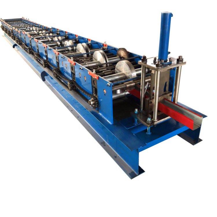 Metal Rain Gutter Making Machine With High Quality Buy