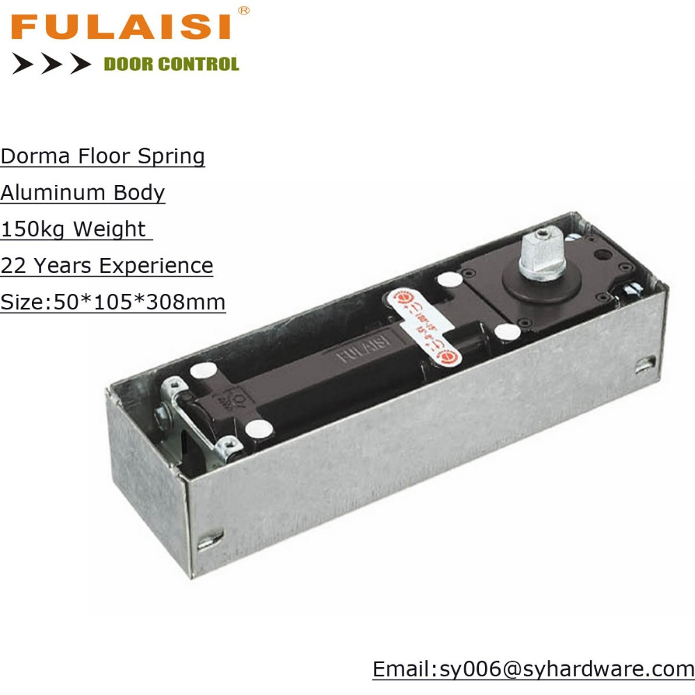 Fulaisi Heavy Two-way Open Arm Type Automatic Floor Spring Glass ...