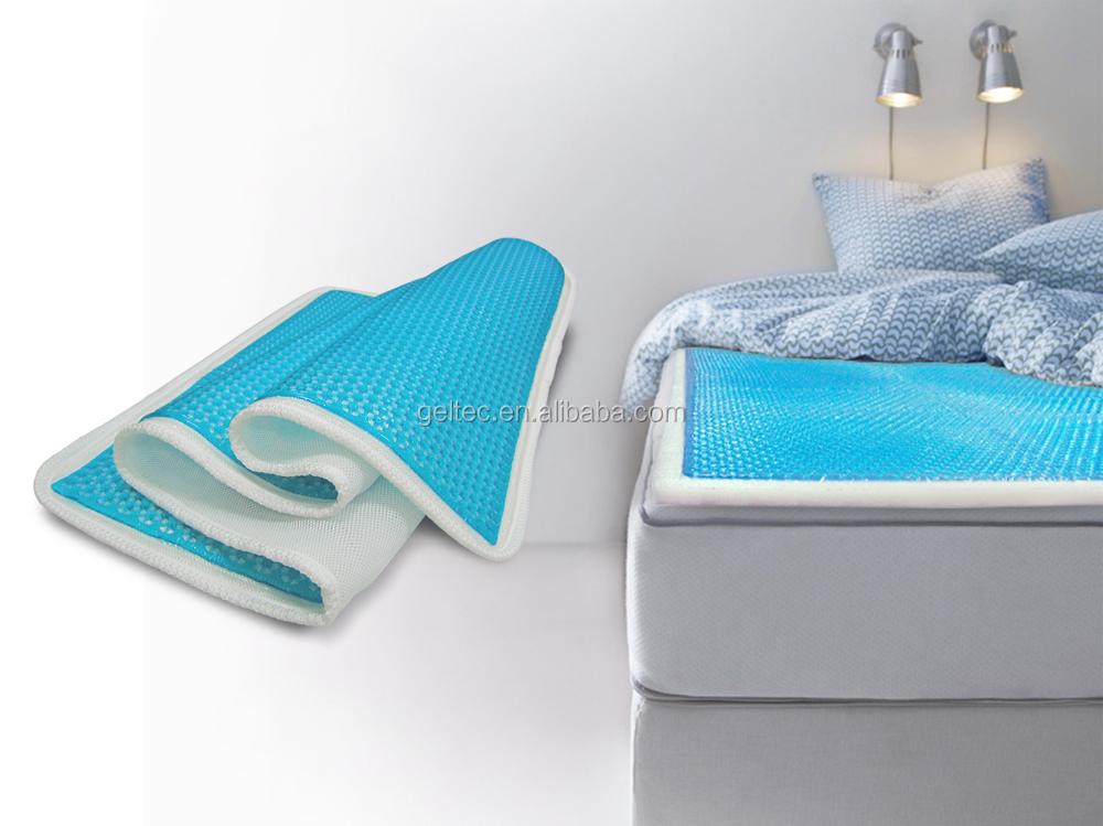 cooling gel mattress topper memory foam mattress topper mattress topper buy cooling gel. Black Bedroom Furniture Sets. Home Design Ideas