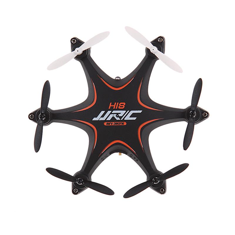 Mini Drone JJRC H18 2.4G 4CH 6-Axis Gyro 3D Rolling Headless Mode RC