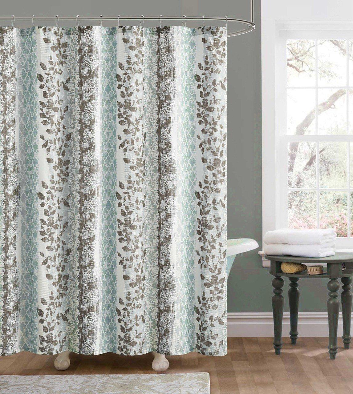 Cheap Brown Blue Shower Curtain, find Brown Blue Shower Curtain ...