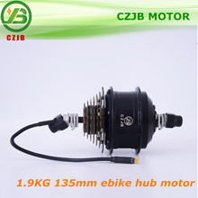 CZJB JB-75A 36v 250w e-bike bicycle hub brushless dc motor