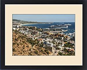 Framed Print of Cabo San Lucas, Baja California, Mexico, North America