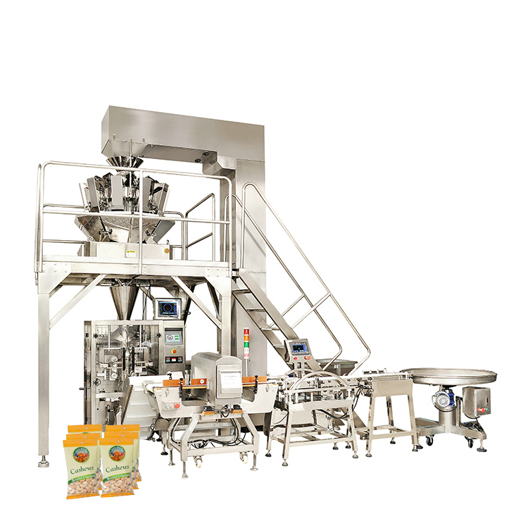 Smart Weigh pack multifunctional packaging machine germany with good price for foof handling-4