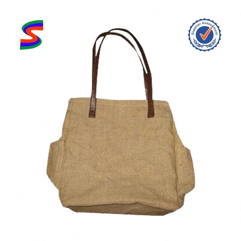 Reusable Jute Shopping Bags Jute Bags In Thailand