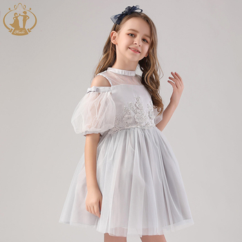 754162dd7e Nimble Embroidery Korean Stylish Design Kids Garment For Little Girls Party  Dresses - Buy Girls Party Dresses,Dresses Girls Party,Girls Party Dresses  ...