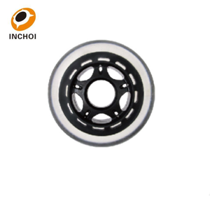 3 inch hyaline PU caster wheel for office chair