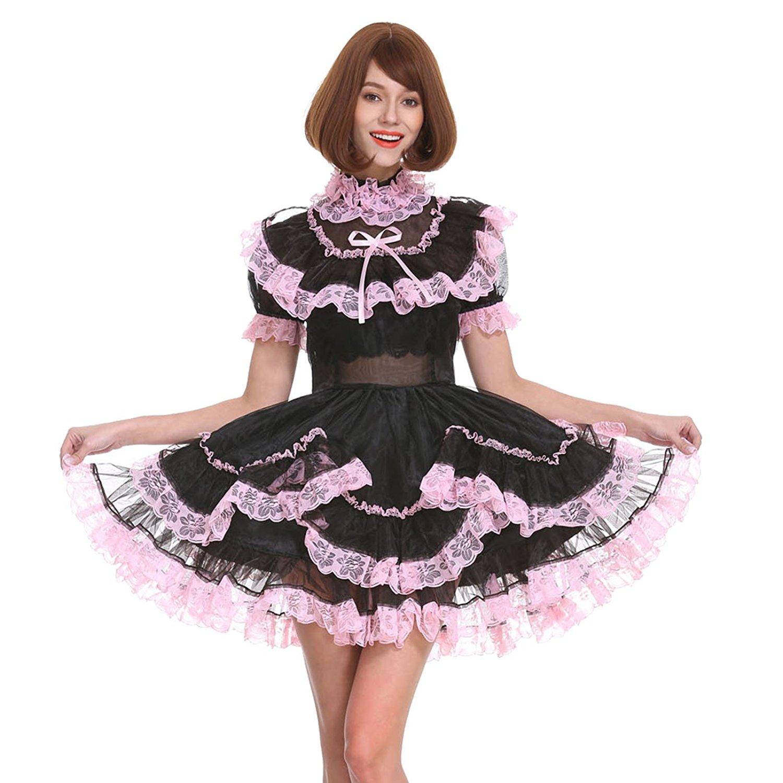 Mistress Maid Sissy Kleid