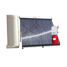sun home split solar water heater