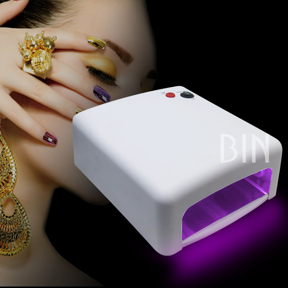 Bin Professional Gel Nail Polish Dryer 36w Uv Led Lamp - Buy Gel ...