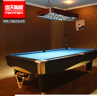 Factory made natural pool table slate billiard table price for pool tables slabs