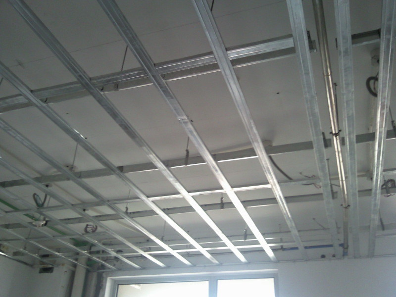 Metal Framing For Drywall Ceiling Roll Forming Machine
