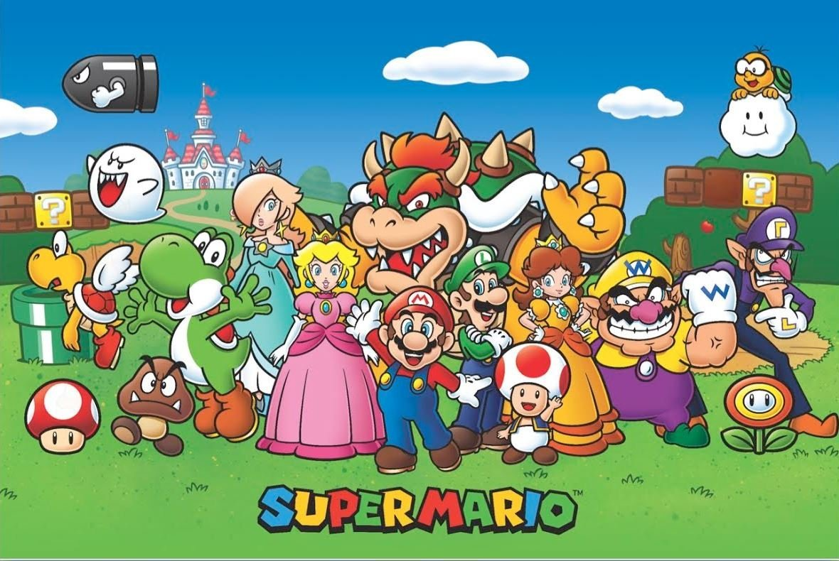 Cheap Super Mario Characters Costumes Find Super Mario Characters