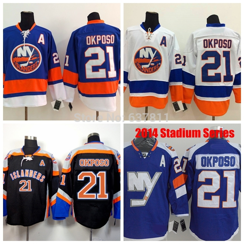 New York Islanders Stadium Series Jersey