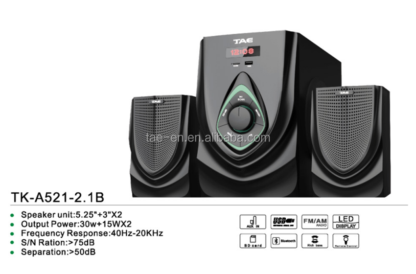 Guangzhou Megafoon Grote Party Speaker