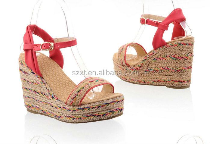 Ladies Fancy Sandal Summer Shoes New Model Women Sandals Latest ...