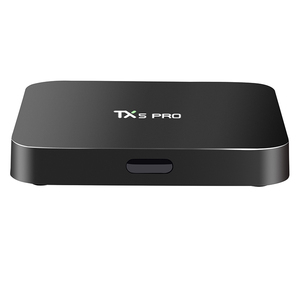 paypal payment tx5 pro s905x set top box android media player tv box usb 3