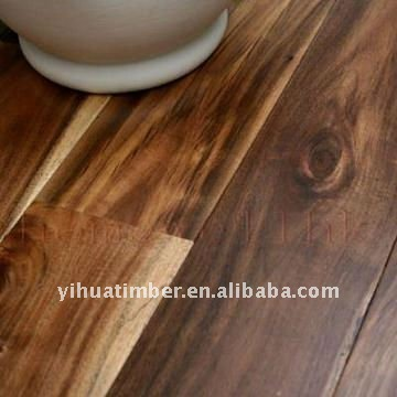 Acacia walnut flooring